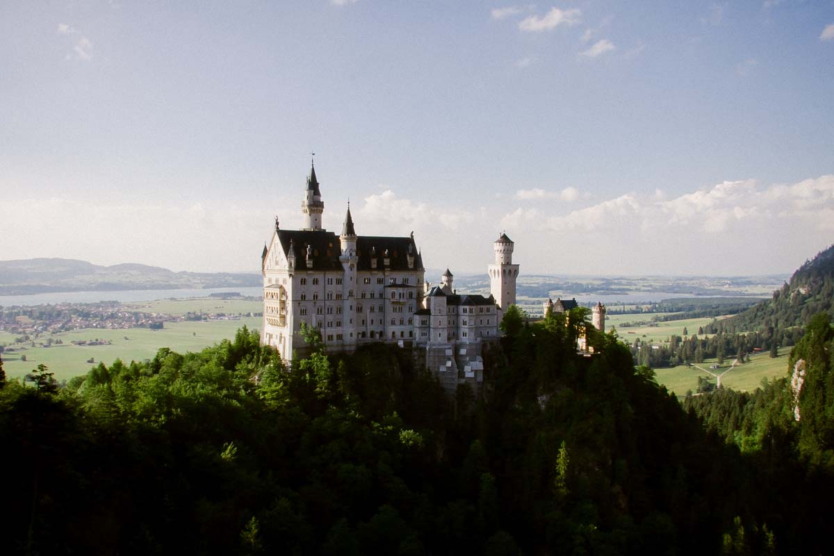 castle - germany